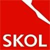 Логотип компании SKOL