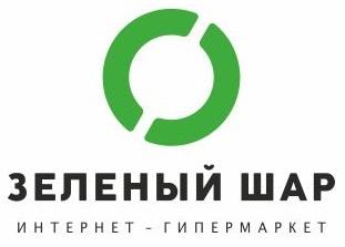 Логотип компании Зеленый Шар