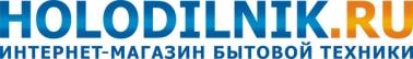 Логотип компании HOLODILNIK.RU Тула