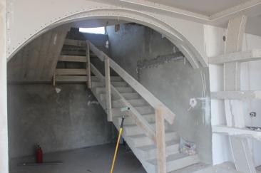Портфолио строительство лестниц