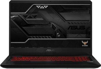 Ноутбук ASUS, FX 705 GE-EW 096 (90 NR 00 Z2-M 02040) Black