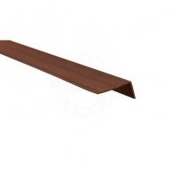 Крестики для плитки Профили и крестики Rico, Арочный профиль Rico moulding №140 вишня виньола 2,7 м