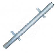 Заборы Металлические заборы Заборный столб с планкой 40х2400 мм