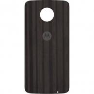 Чехлы для телефонов Cменная панель для Motorola Moto Z / Moto Z Play черно-коричневый (ASMCAPCHAHEU)