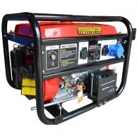 Бензогенераторы 2-5 кВт Генератор бензиновый WG-5000A Workmaster с автозапуском