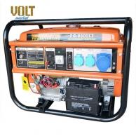 Бензогенераторы 5-10 кВт Генератор бензиновый PG-8500 E2 Workmaster