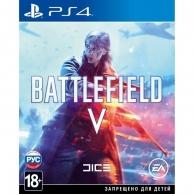 Игры для приставок Battlefield V PS4, русская версия, Electronic Arts
