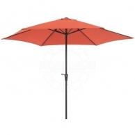 Зонты садовые Садовые зонты и подставки OBI Outdoor Living, Зонт садовый Honolulu терракота 300х245 см