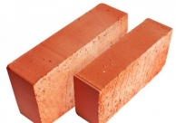 Кирпич красный полнотелый рядовой