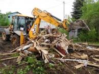 Снос зданий и демонтажные работы Благоустройство