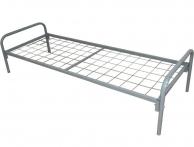 Кровати Кровать одноярусная  с полукруглой спинкой 190*90, Собственное производство
