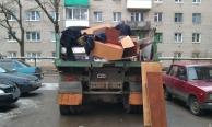 Спил деревьев Вывоз строительного мусора