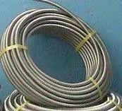 Трубы гофрированные Производство гофрированной трубы из нержавеющей стали 15 мм отожженная, Собственное производство