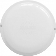 Уличные светильники светильник светодиодный влагозащищенный круг 8w , 4000к, 650 лм, ip65 (140*57мм)