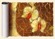 Фрески «Апплико» - Трещины золото