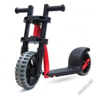 Самокаты Самокат Y-Bike Kicker, красный (Y-BIKE 2468)