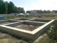 Монтажные и строительные работы Фундамент