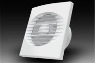 Вентиляторы  Вентилятор DOSPEL ZEFIR 100 WP настенный осевой, Шнурок +вилка 100 мм