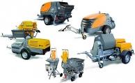Аренда строительной техники Обеспечение строительства оборудованием