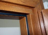 Дверные коробки из дерева
