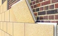 Фасадные термопанели из пенополистирола