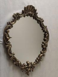 Настенные зеркала для спален