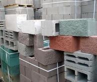 Строительные блоки и кирпич