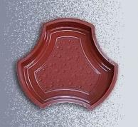 Формы для тротуарной плитки из полимерного пластика