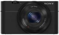 Цифровые фотоаппараты Цифровая компактная фотокамера RX100