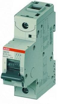 Электропроводка Автоматический выключатель 1 полюс. S801C C20 | CMC2CCS881001R0204 | ABB