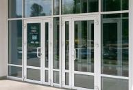 Двери входные Алюминиевые двери в Сочи