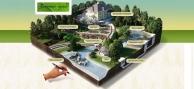 Создание искусственных водоемов Зеленый город