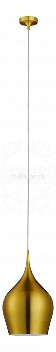 Светильники-подвесы Подвесной светильник Vabrant A6426SP-1GO, Arte Lamp