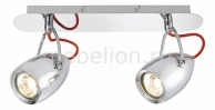 Споты и трек-системы Спот Atlantis A4005AP-2CC, Arte Lamp