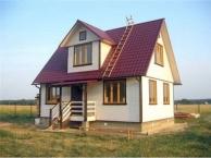 Строительство домов Дачный дом строительство