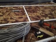 Остекление балконов и лоджий Москитные сетки рамочные изготовление