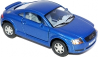 Игрушки Инерционная машинка, Kinsmart Audi TT Coupe (WB) KT5016W