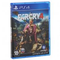 Игры для приставок Far Cry 4 | Игра для PS4