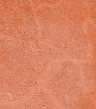 Тротуарная плитка Плитка тротуарная Тучка 300х300х30 мм красная
