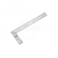 Измерительный инструмент (приборы) Измерительный инструмент LUX-TOOLS, Угольник LUX-TOOLS BASIC с упором 300 мм
